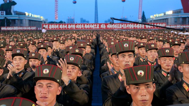 Северная Корея будущее, интересное, мир, страны мира