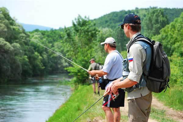 Рыбная ловля. Основные прави…
