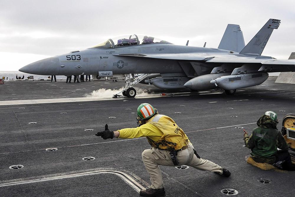 США осуществили новый акт войны против Сирии