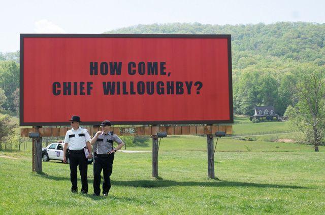 О чем фильм «Три билборда на границе Эббинга, Миссури»?