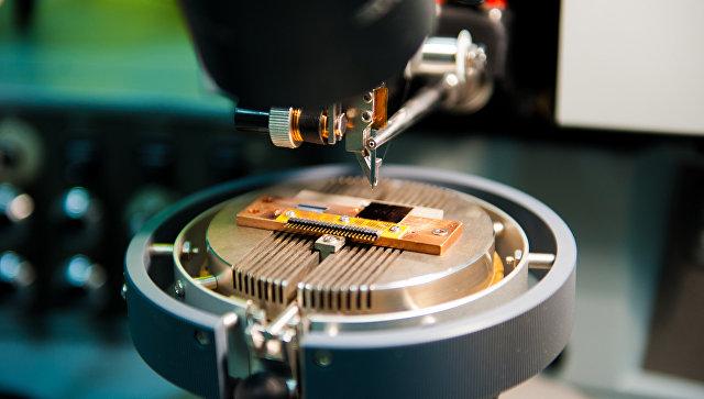 Оборудование лаборатории. Архивное фото