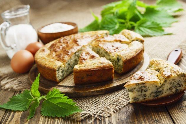 Сорняки на пользу: пирог из крапивы «Кракур»