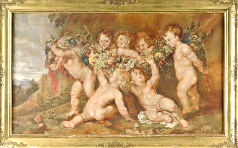 Unidentifizierter Maler um 1930, Kopie nach Rubens.jpg