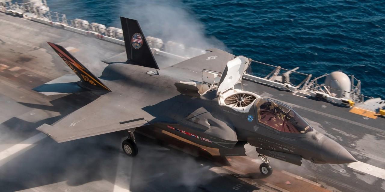 """Американский летчик: """"F-35 не боится русских радаров"""