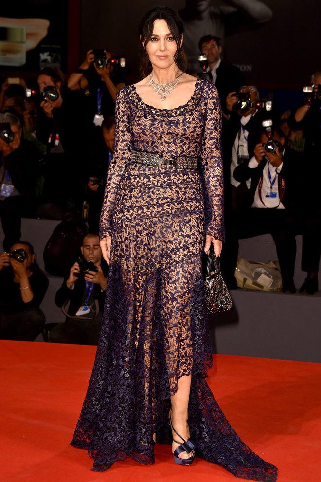 Лучшие звездные платья в истории Венецианского фестиваля