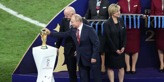 Чемпионат мира 2018 года назван лучшим в истории