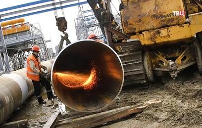 Новак пообещал рост поставок российского газа в Европу через десять лет