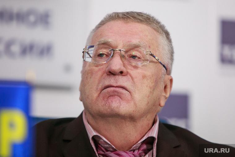 Жириновский пообещал ликвиди…