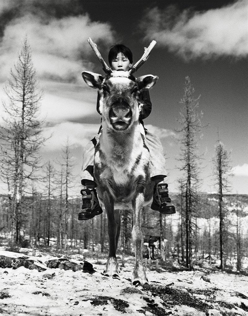 Популярный фотограф рассказал о своей любви к Монголии