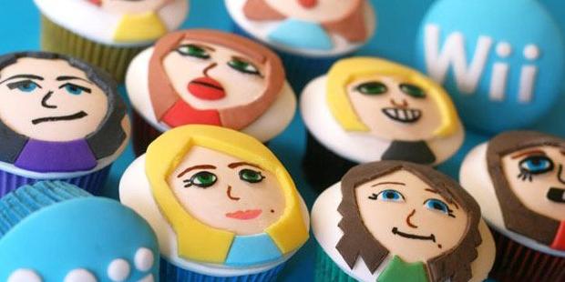 Забавные пирожные