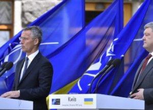 Украинский пиар в угоду НАТО
