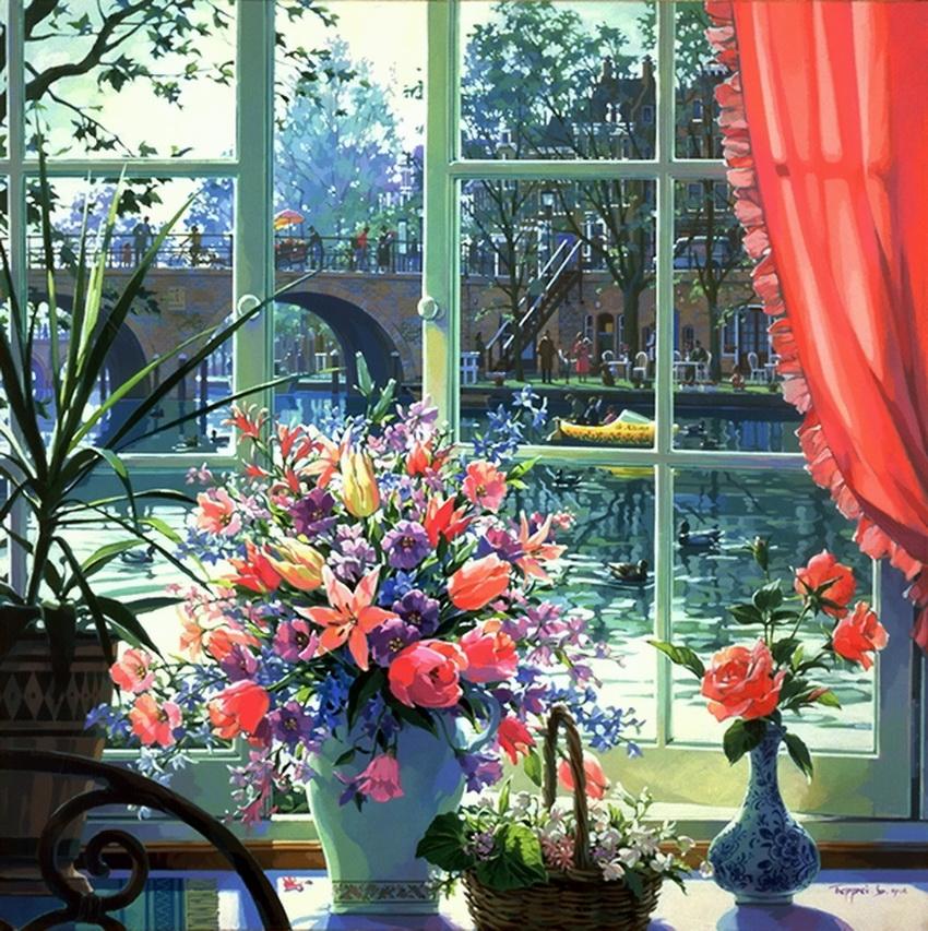 Пейзажи покоя и счастья. Teppei Sasakura