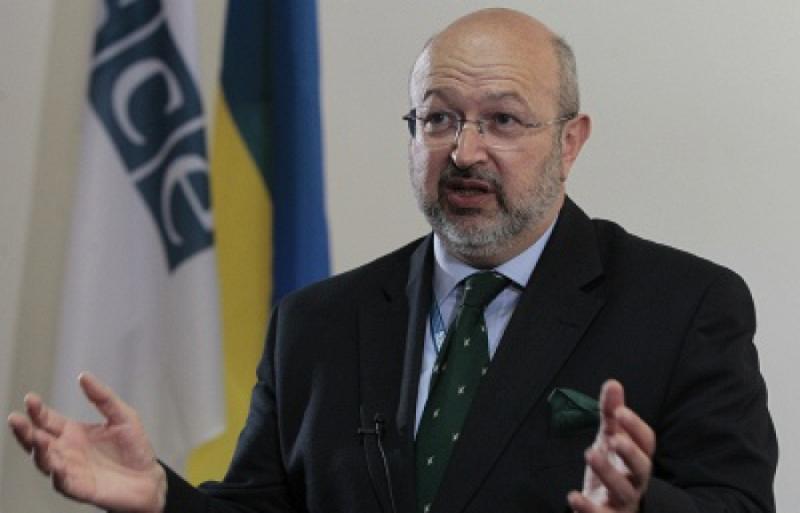 Генсек ОБСЕ: Ситуация в Донбассе остается напряженной