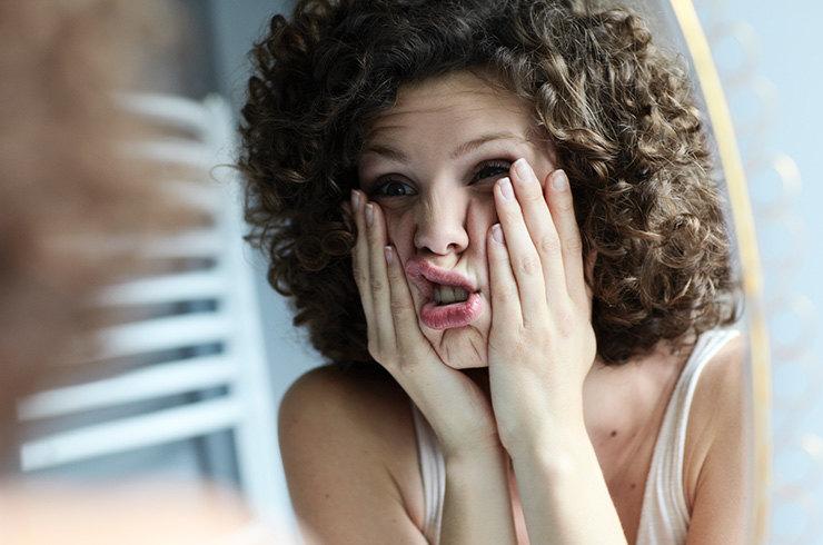 Спиртные напитки, плохо влияющие на кожу лица