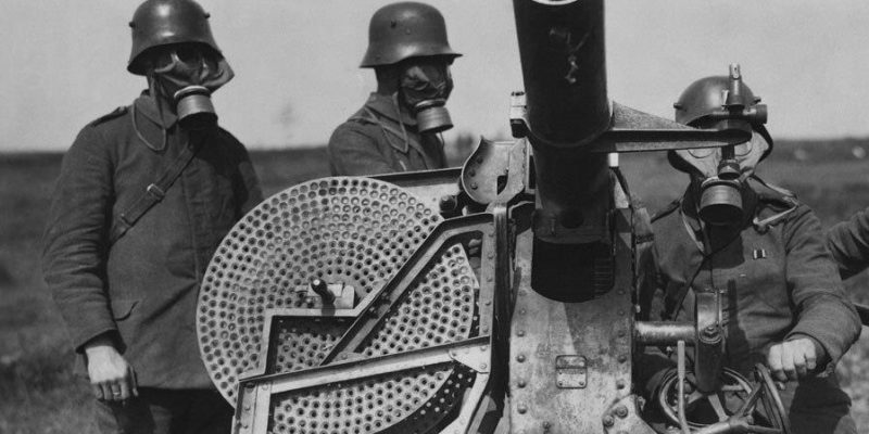 Пять необычных изобретений времен Первой мировой войны
