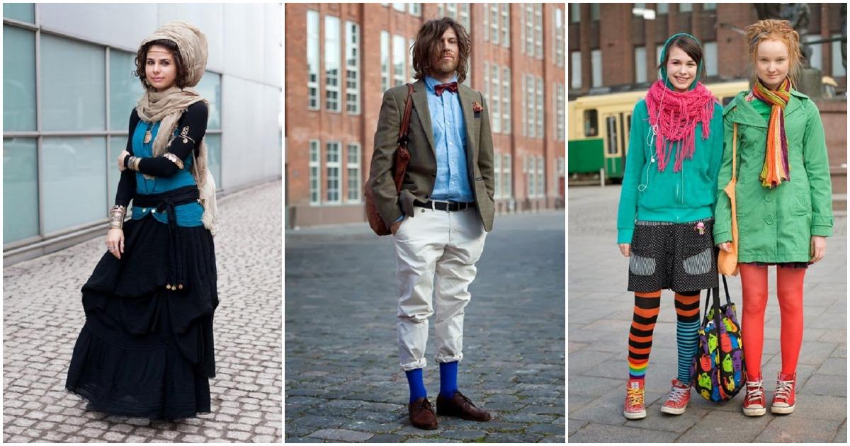 Мода по-фински, или Этот сказочно-безумный Хельсинки...
