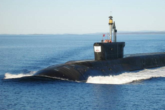 Как служат на атомной субмарине