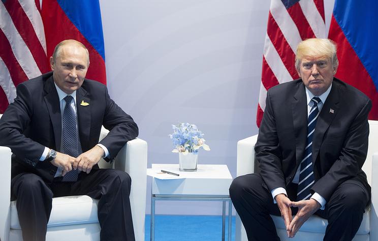 Встреча Путина и Трампа пройдет в президентском дворце