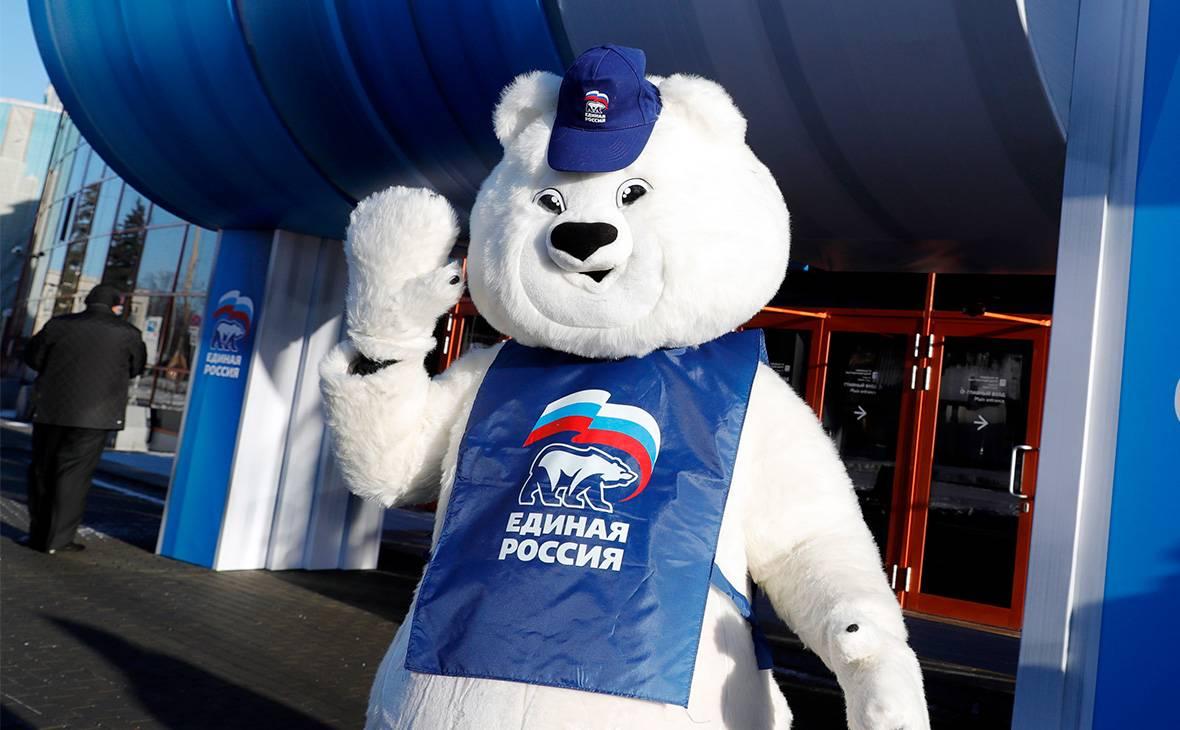 «Единая Россия» не намерена …