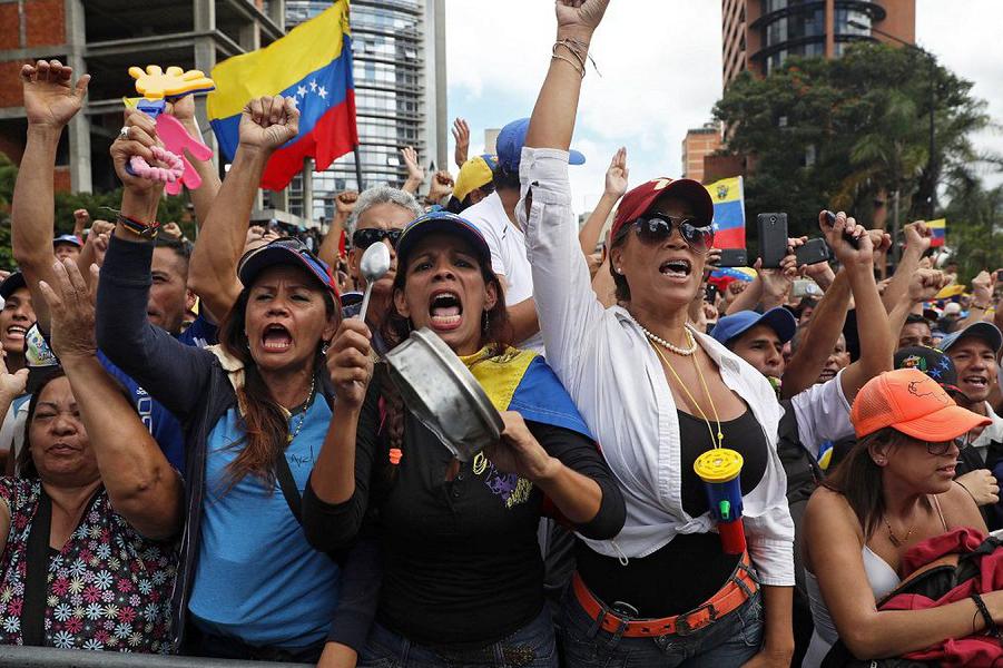 Что делать с Венесуэлой?