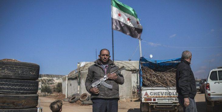 Новости Сирии. Сегодня 11 февраля 2018