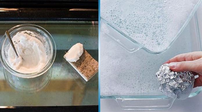 Главный кондитер раскрыл тайные способы очистки кухонных противней