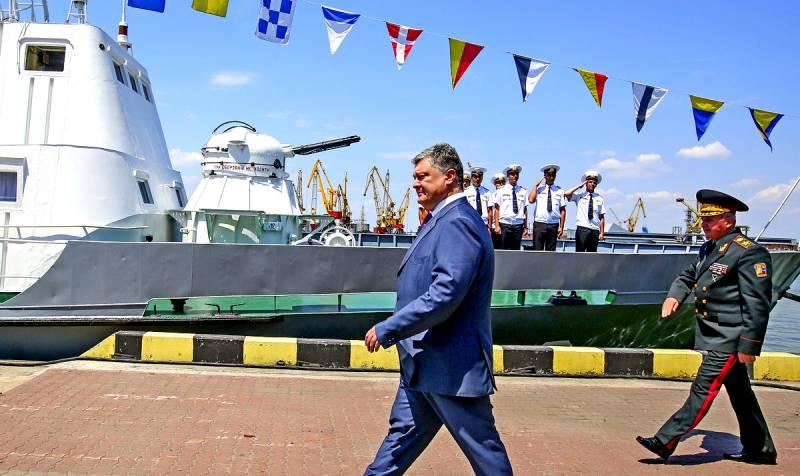У Порошенко есть «простой способ» избавиться от российского флота в Крыму
