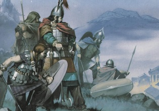 Войны Августа: покорение Альп