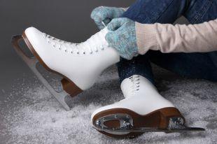 Все на лёд. Катание на коньках оздоравливает весь организм
