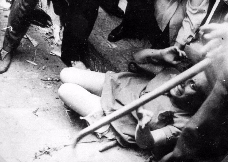 Истребление поляков на Украине. Волынская резня