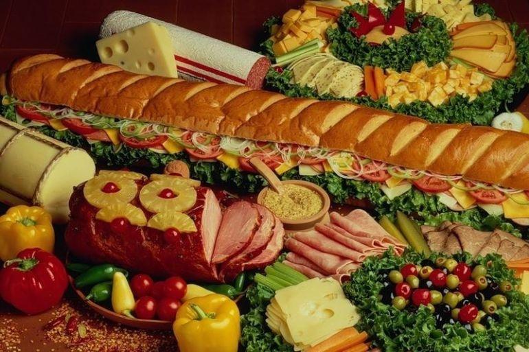 Россия увеличила выпуск почти всех основных видов продовольствия