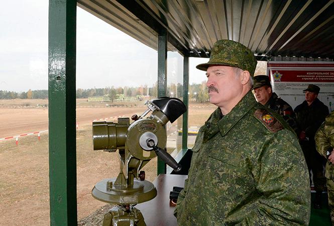 «Мы нужны и Европе, и России». Лукашенко — об отношениях с РФ, проблемах на границе и учениях