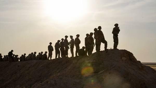 Штаты выводят свой военный контингент с территории Сирийской Арабской Республики