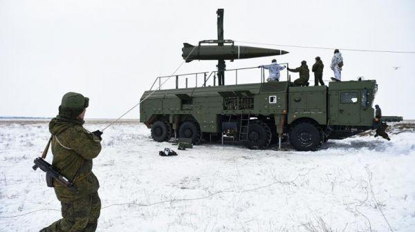 """Киев на прицеле у """"Искандеров"""""""