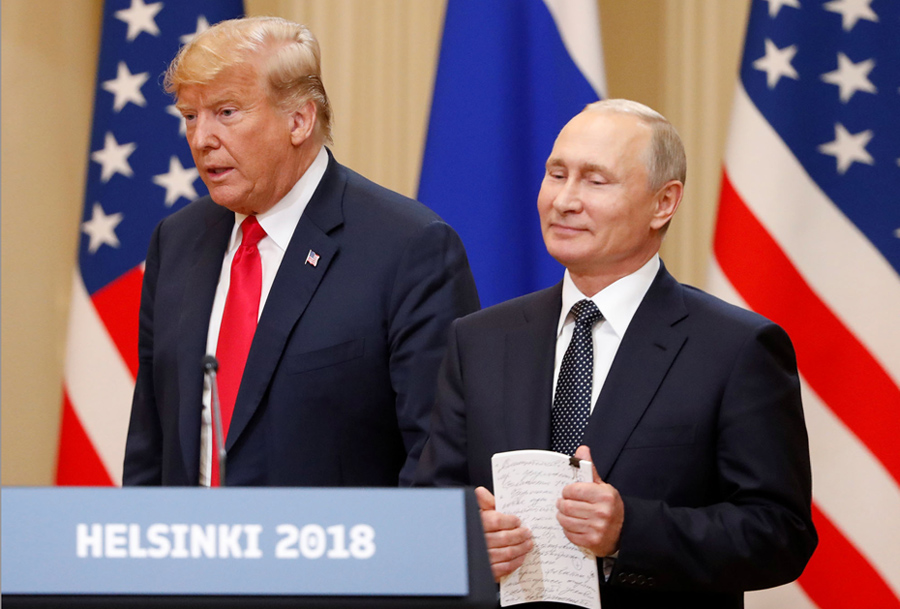 О трёх причинах, почему Путин «переиграл» Трампа