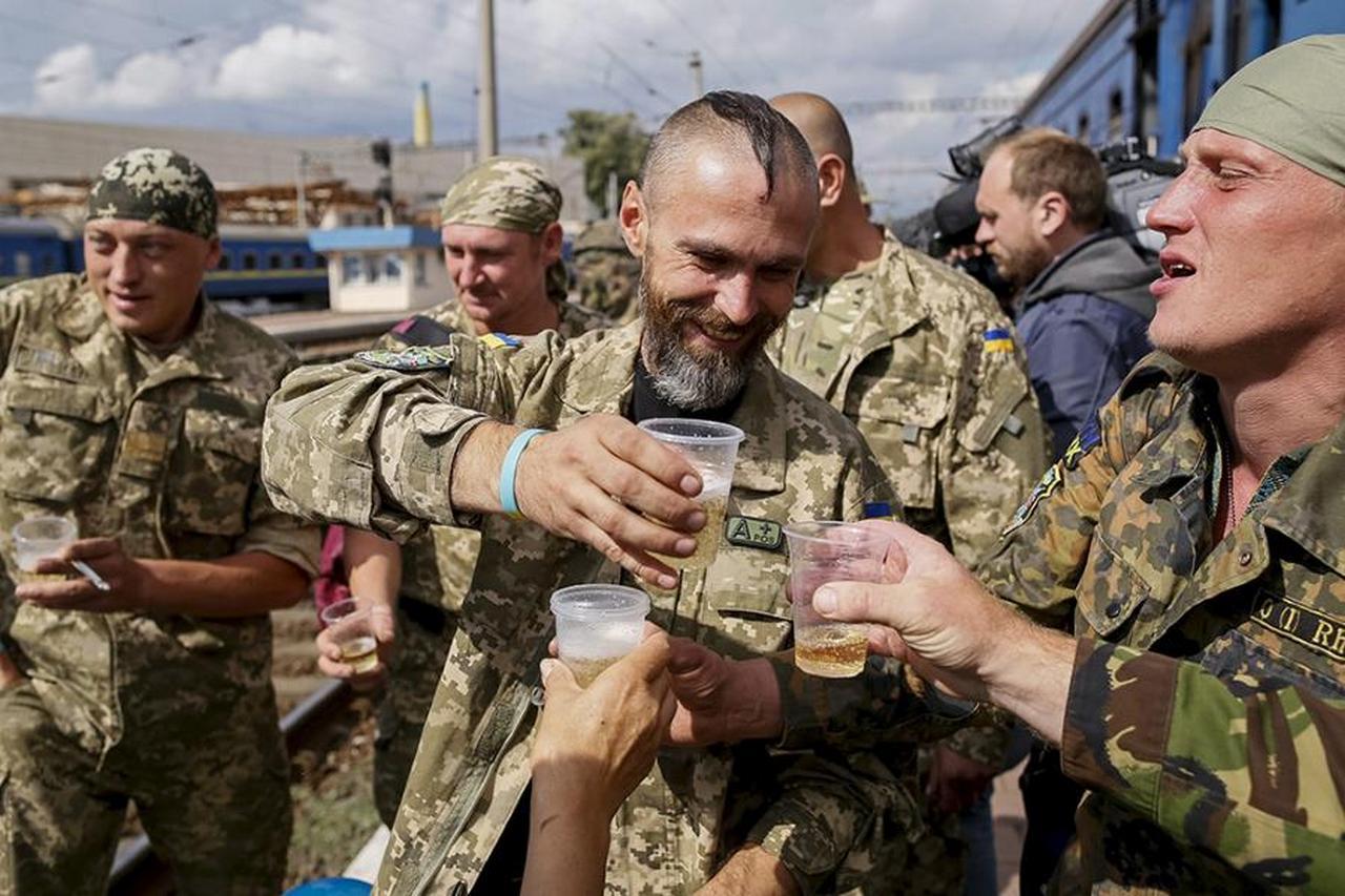 Пять лет украинской армии в АТО по пути в НАТО