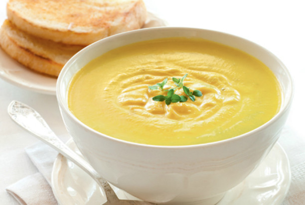 Диетический суп-пюрес овощами!