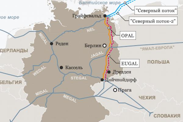 """EUGAL, продолжение """"Северног…"""