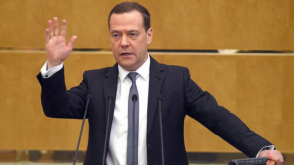 После демарша Медведева, его…