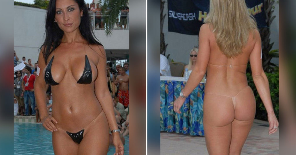 Конкурс красоты в Бразилии для тех, кому за 50. Да эти красотки дадут фору 20-летним!
