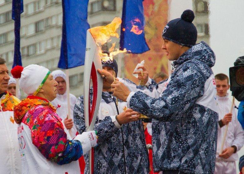 В Петербурге в конце октября пройдет эстафета огня Всемирной зимней универсиады-2019