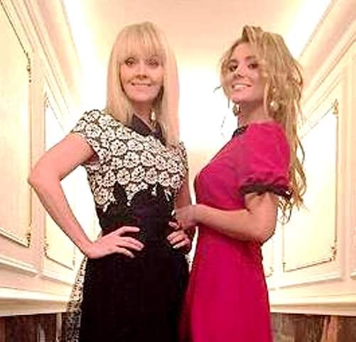Не отличишь — знаменитые мамы и дочери, которые выглядят как сестры
