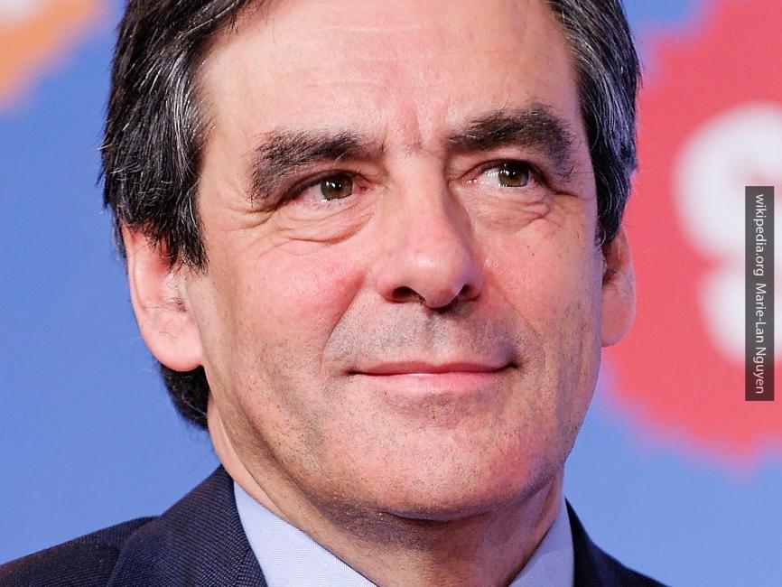 Франсуа Фийон признал свой проигрыш на выборах президента Франции