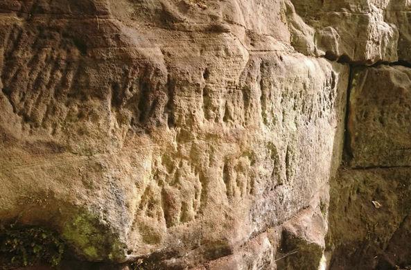 Археологи прочитали древнеримские граффити