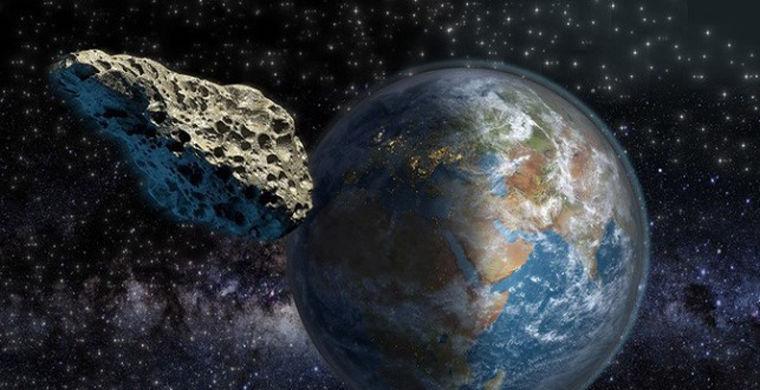 НАСА: К Земле приближается крупный астероид