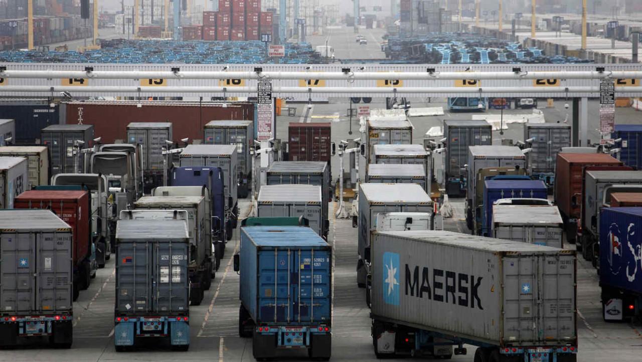 Россия увеличила зависимость от товаров из США