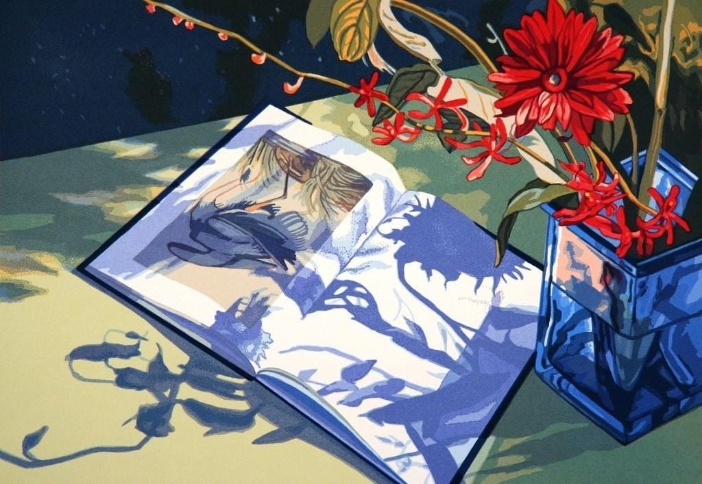 """""""Нечто прекрасное из области собственной тишины"""" ...свет и тени на картинах художницы Джейн Гольдман"""