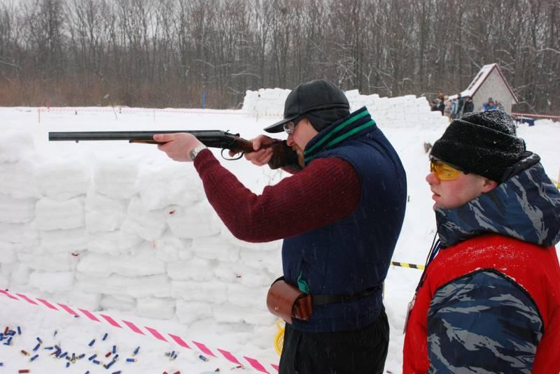 «Кучерское» ружьё: выбор самооборонщика-традиционалиста