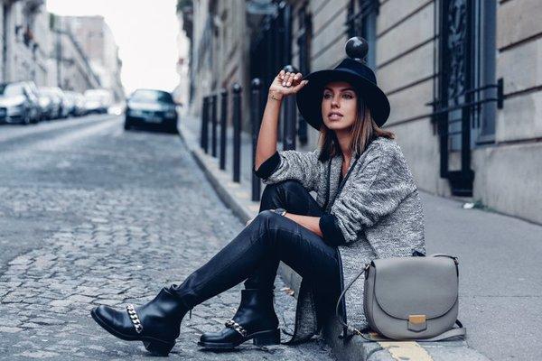 Базовый гардероб: ботинки. Одна пара для множества образов