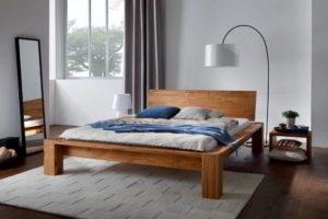 деревянные спальни фото 2